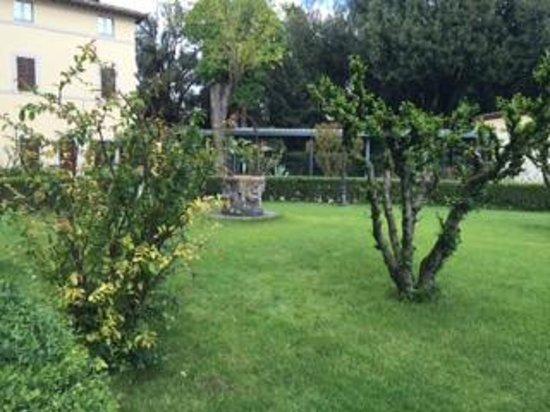 Alla Posta dei Donini: giardino