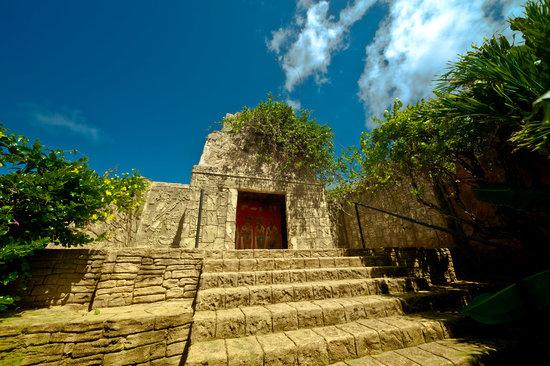 L'aldea: Temple