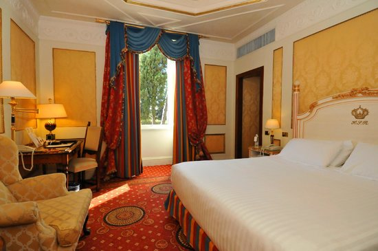 Hotel Splendide Royal: Deluxe Room