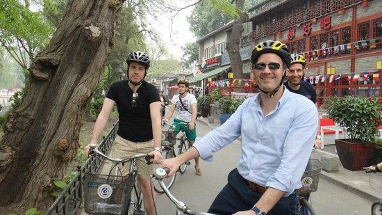 Bike Beijing - Day Tour : The boys