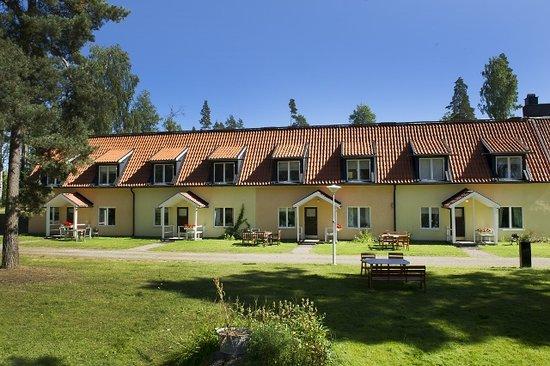 Garpgardens Logi : Garpgården frontside