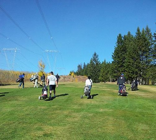 Belle Acres Recreation: Playing in a competition