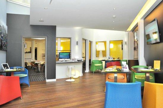 Mercure Strasbourg Centre Petite France : Lounge