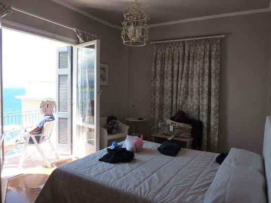 Hotel Theoxenia: Chambre 46