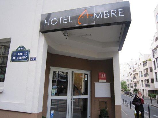 Hotel Ambre: 外見
