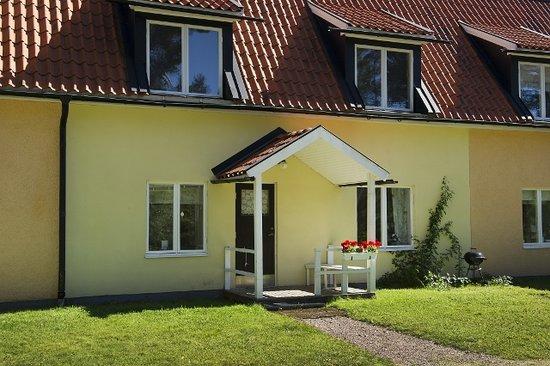 Garpgardens Logi : House frontside