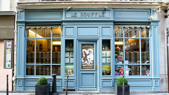 Photo of French Restaurant Le Souffle at 36 Rue Du Mont Thabor, Paris 75001, France