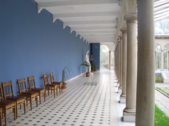 Museo Municipal de Bellas Artes Juan Manuel Blanes: interior