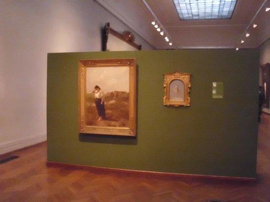 Museo Municipal de Bellas Artes Juan Manuel Blanes: obras