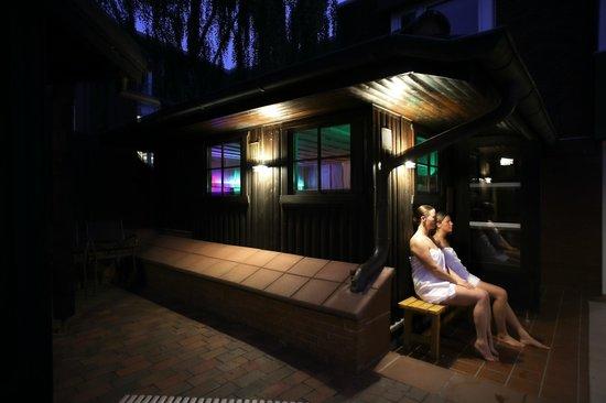 Ringhotel Koehlers Forsthaus: Saunabereich