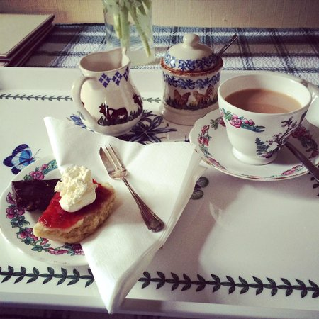 Yew Tree Farm: Afternoon tea