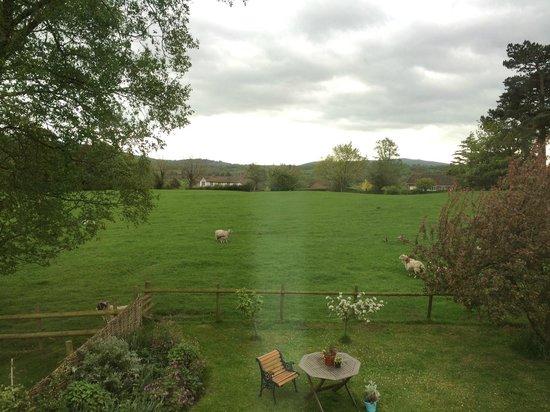 Yew Tree Farm: Beautiful Bedroom view