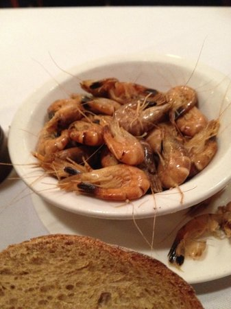 A la Marée : Ah, les crevettes !