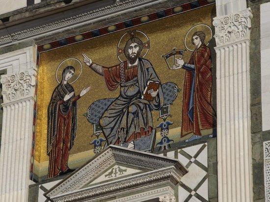 Basilica San Miniato al Monte : Particolare