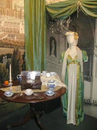 The Jane Austen Centre : trajes da época