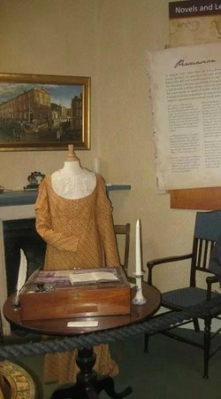 The Jane Austen Centre: trajes da época