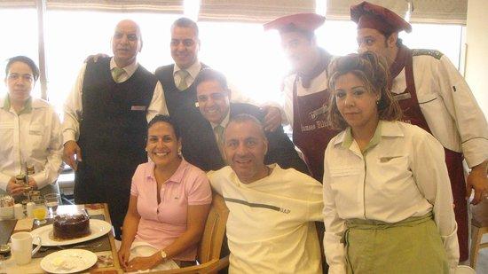 Ramses Hilton: CELEBRACION DE CUMPLEAÑOS