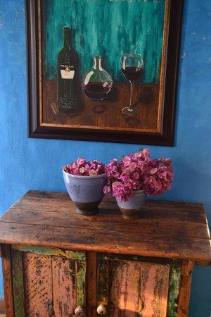 Valparaiso Guesthouse: beautiful interior