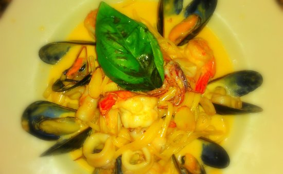 Dilettos Restaurant : Frutta di Mare