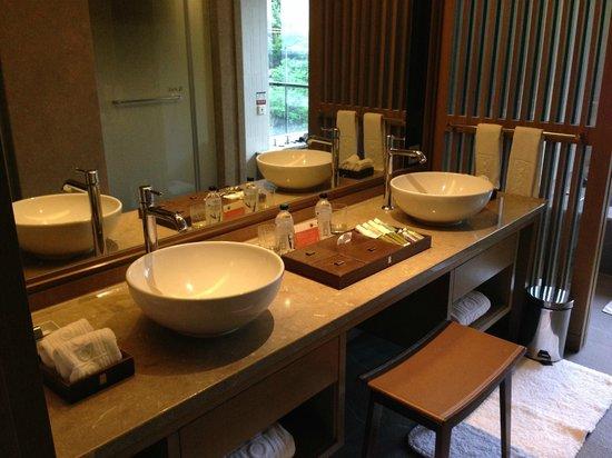 Grand View Resort Beitou : bathroom