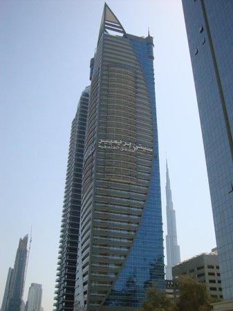 City Premiere Hotel Apartments : la struttura