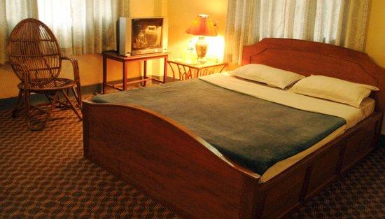 Bandipur Village Resort: Double bedroom