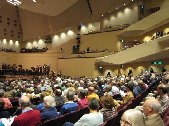 Theatre Royal & Royal Concert Hall: Auditorium