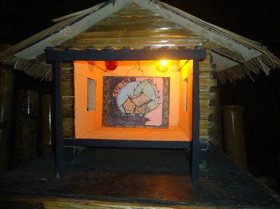 Subli Guest Cabins: miniature