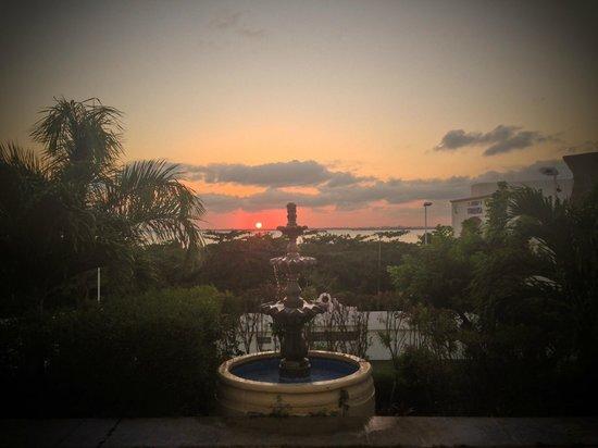 Hotel Casa Turquesa: Sunset