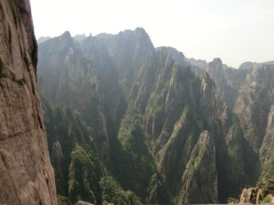 Mt. Huangshan (Yellow Mountain): 西海大峡谷
