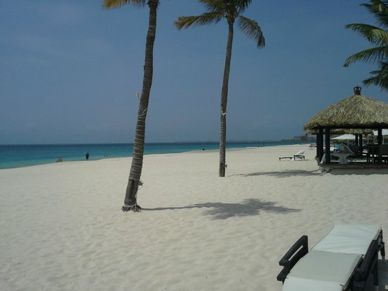 Bucuti & Tara Beach Resort Aruba : Gorgeous Beach