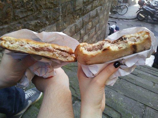 Amici di Ponte Vecchio Da Stefano : Covaccino salsiccia e stracchino
