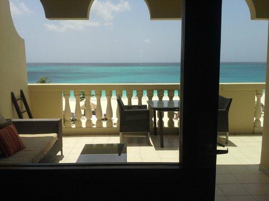 Bucuti & Tara Beach Resort Aruba : Penthouse View from Bedroom