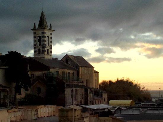 Boccadasse : San Giuliano