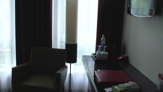 Leonardo Hotel Berlin : Zimmer