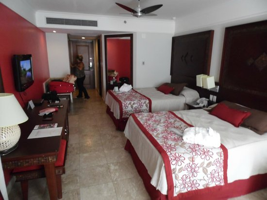 Grand Palladium Imbassai Resort & Spa: Apartamento vila CVC
