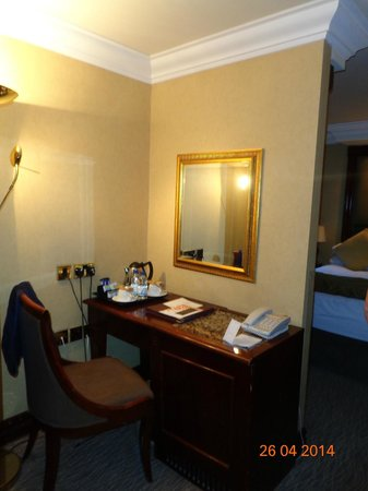 Shaftesbury Premier Hotel London Paddington: Ambiente 1