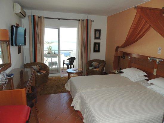 Hotel do Cerro : Our Room View