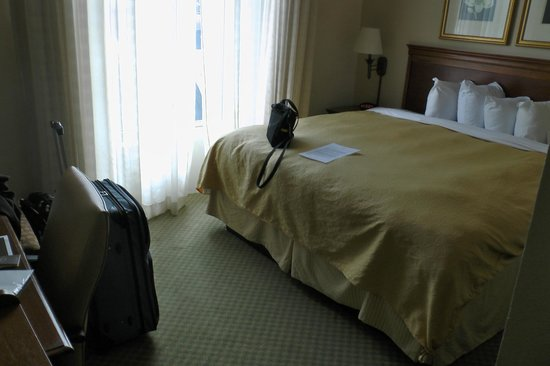 Country Inn & Suites By Carlson, New Orleans French Quarter: Bett