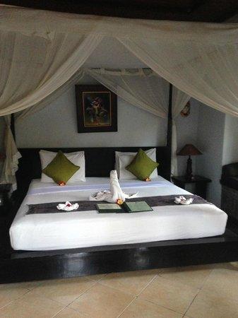 Puri Asri Villa & Spa : chambre