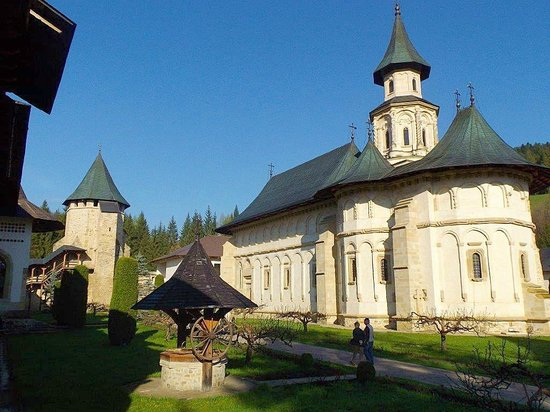 Kloster Putna