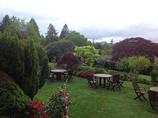 Lindeth Howe Country House Hotel: stunning views.