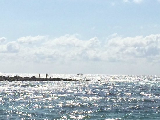 Catalonia Riviera Maya: From the beach towards the Lagoon