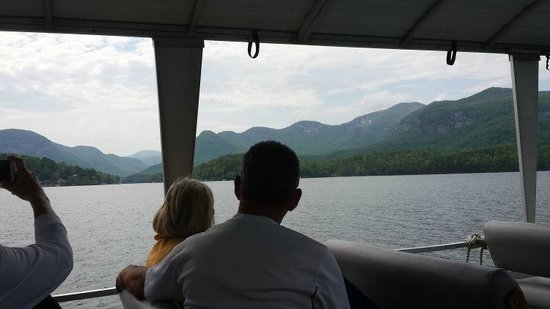 Lake Lure Tours : Another Beautiful View