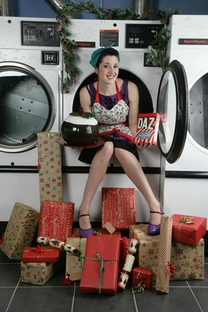 Happy Christmas from the Old Cinema Launderette