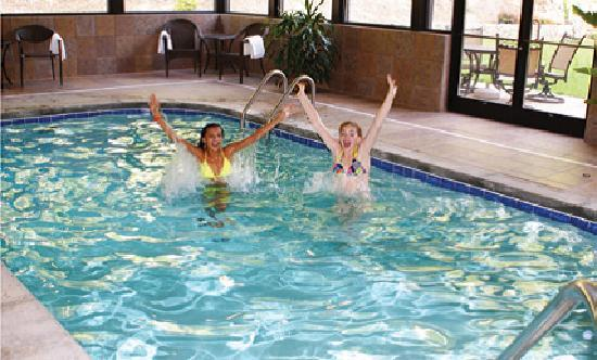 Mountain Lodge: Heated Indoor Pool