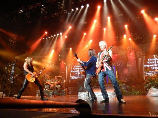 Raiding The Rock Vault: Great show
