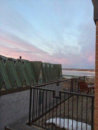 Auberge Saint-Antoine : Our view