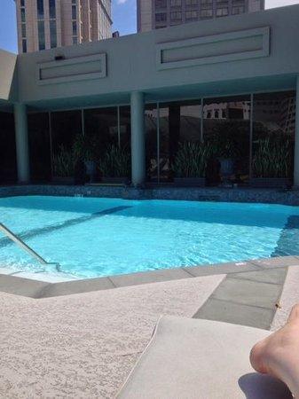 Windsor Court Hotel: Pool