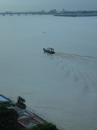 Wyndham Guayaquil: Barco Mañanero